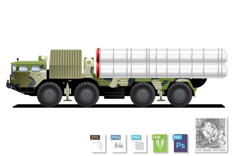 military-launch-vehicle