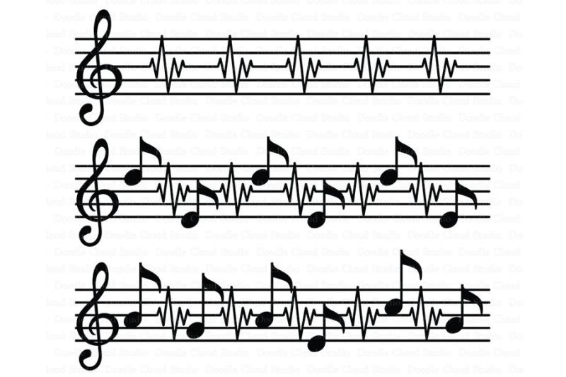 music-score-svg-music-heart-beat-svg-files