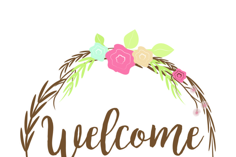 welcome-srping-wreath-svg-png-dxf-eps-jpg-png
