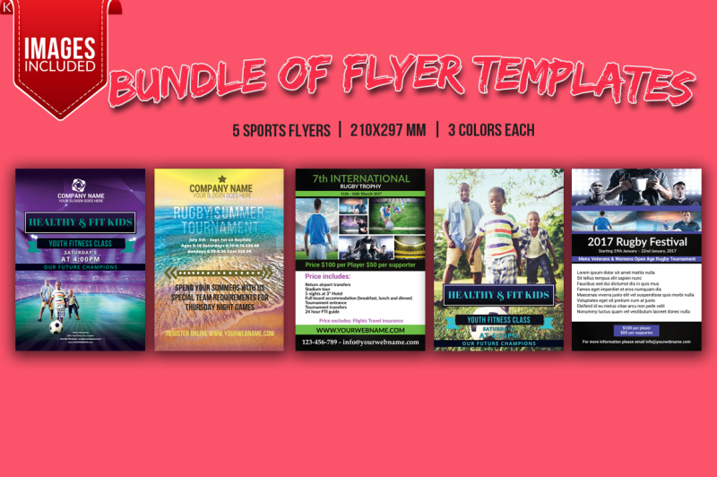 bundle-of-5-sports-flyers