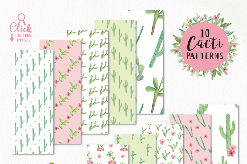 watercolor-cactus-package-cacti-frames-patterns-wreaths-clipart