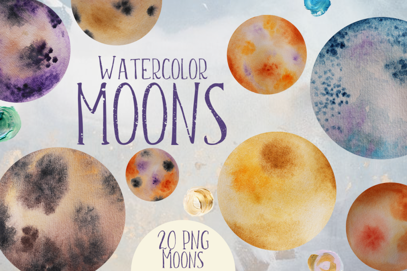 watercolor-moons-clip-art