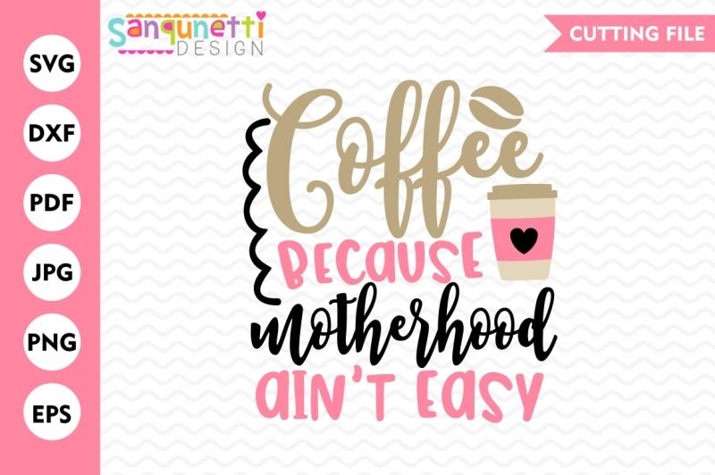 coffee-because-motherhood-svg-coffee-svg-mom-svg