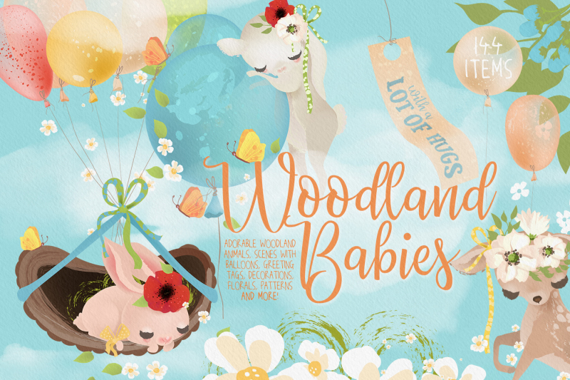 woodland-babies