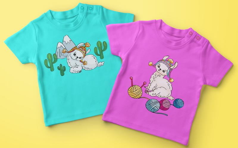 cute-llamas-vector-doodles-mini-set