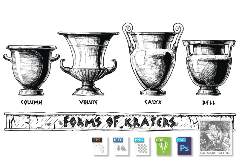 forms-of-kraters