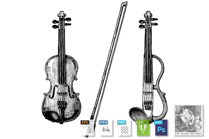 classical-and-electric-violins