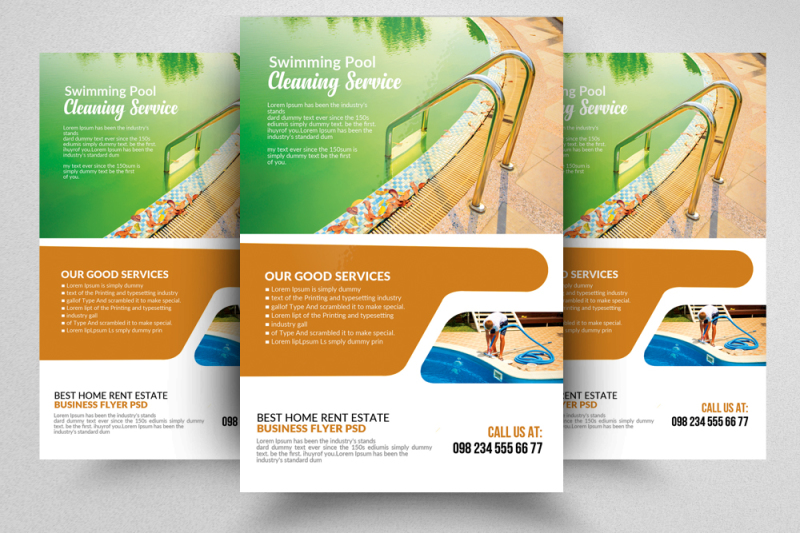 pool-cleaning-service-flyer
