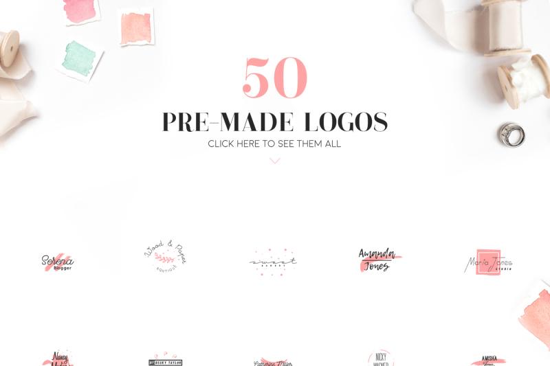 girlboss-logo-creator-pack