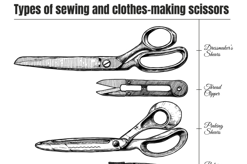 sewing-and-clothes-making-scissors