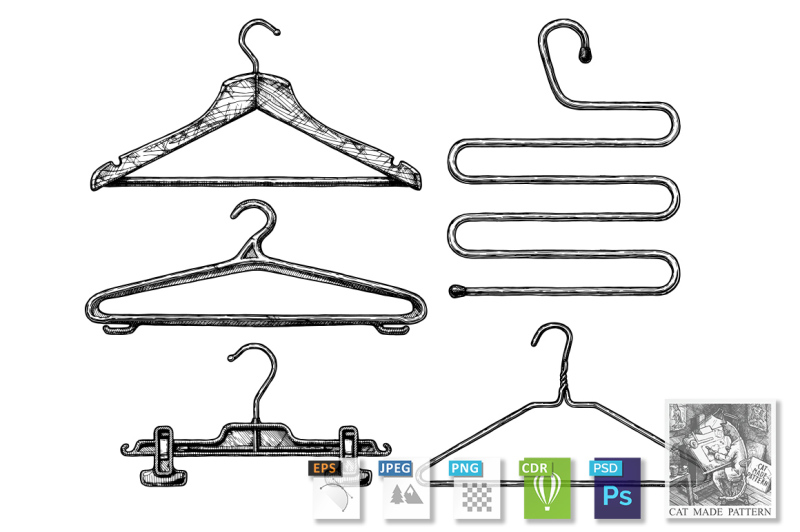 set-of-coat-hanger