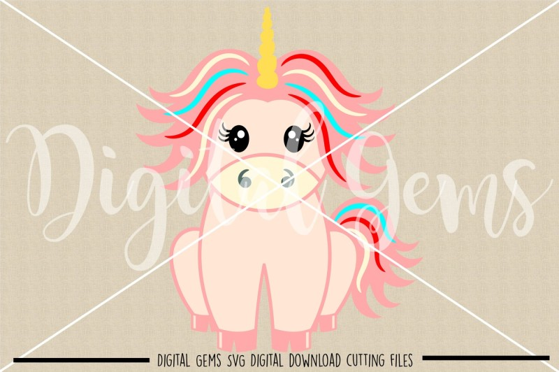unicorn-svg-dxf-eps-png-files