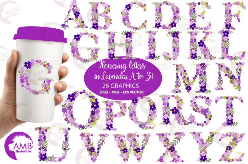 floral-alphabet-in-lavendars-and-purples-amb-2388