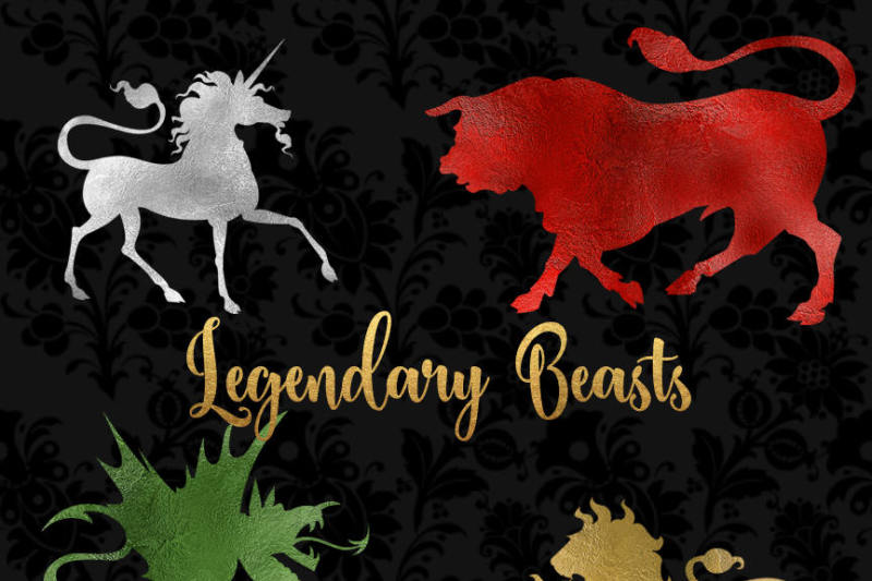 legendary-beasts-clipart