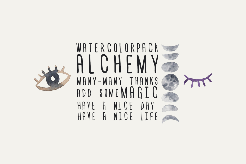 alchemy-watercolor-pack