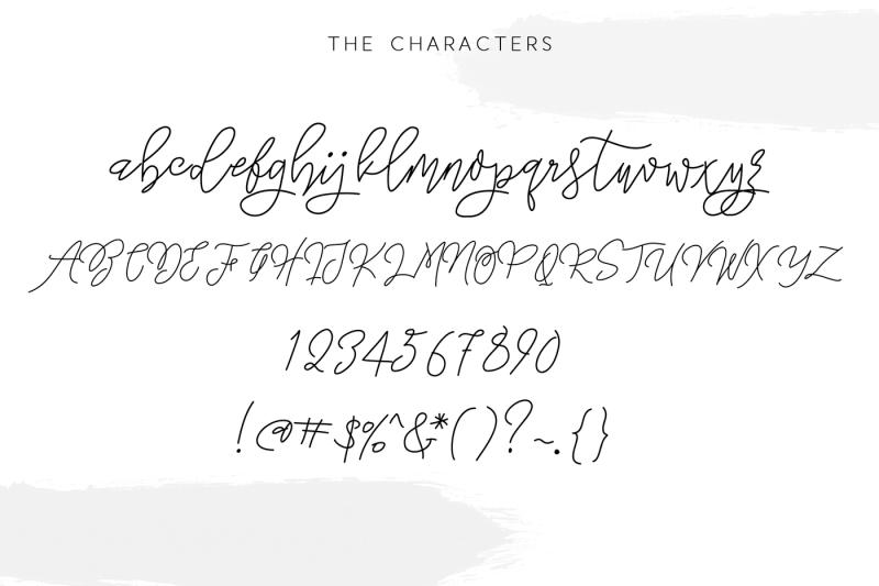 lakehouse-script-font