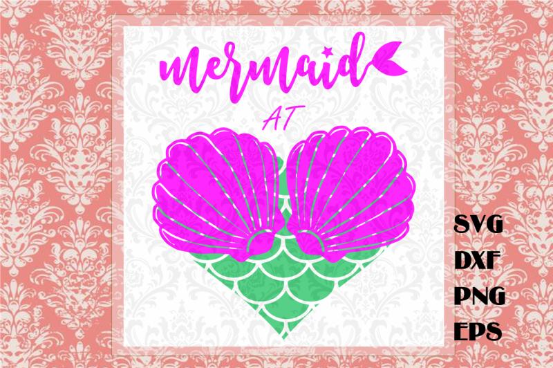 mermaid-at-heart-svg