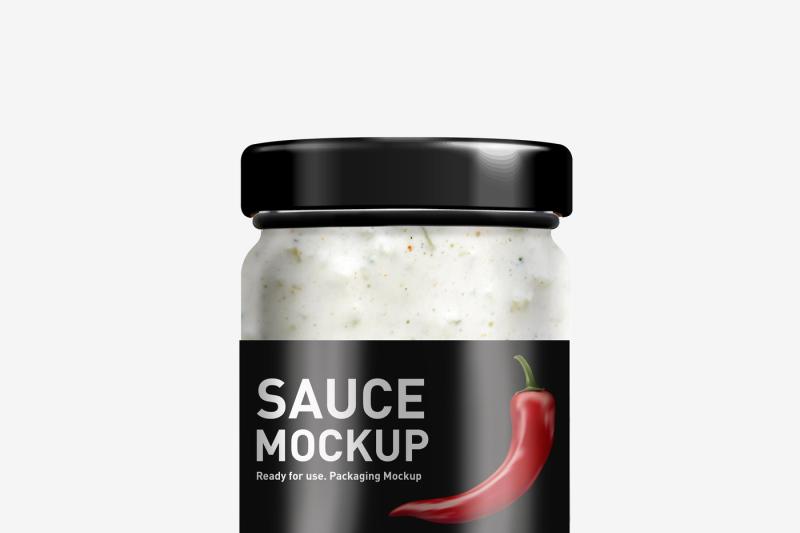 sauce-jar-mockup