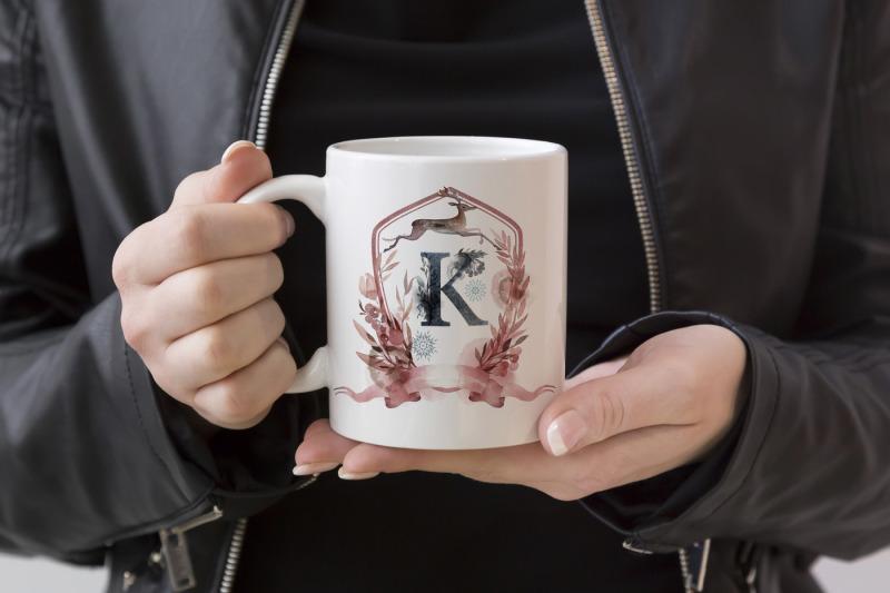 woman-holding-mug-black-leather-jacket
