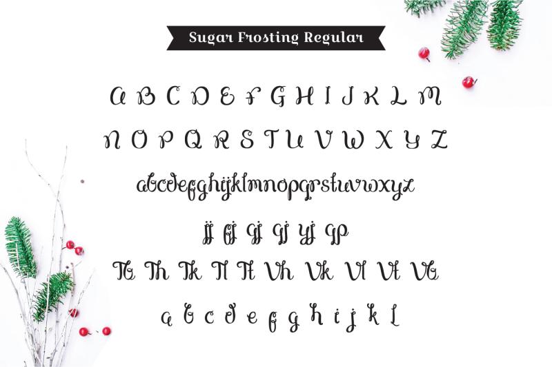 sugar-frosting-font-trio