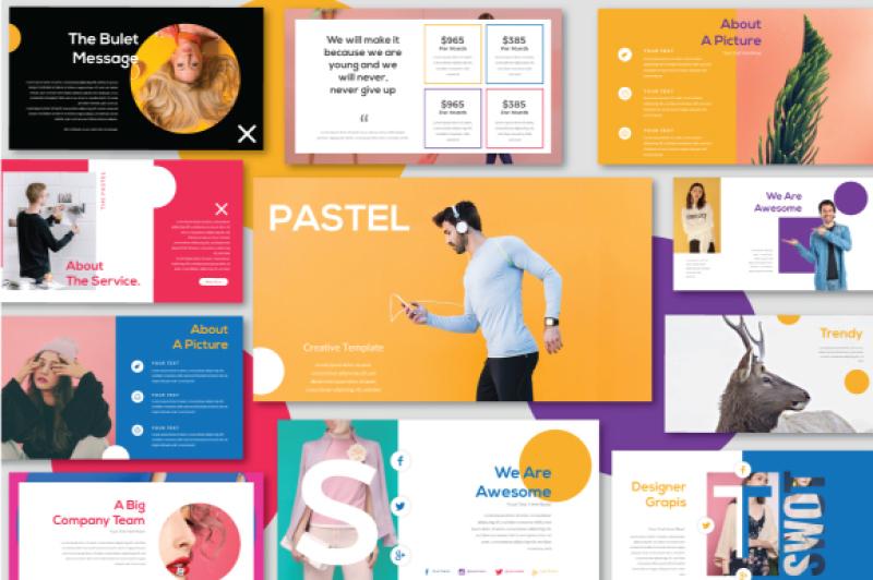 pastel-modern-minimal-template