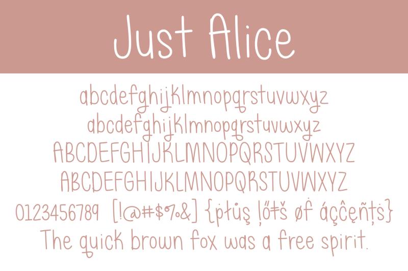 just-alice