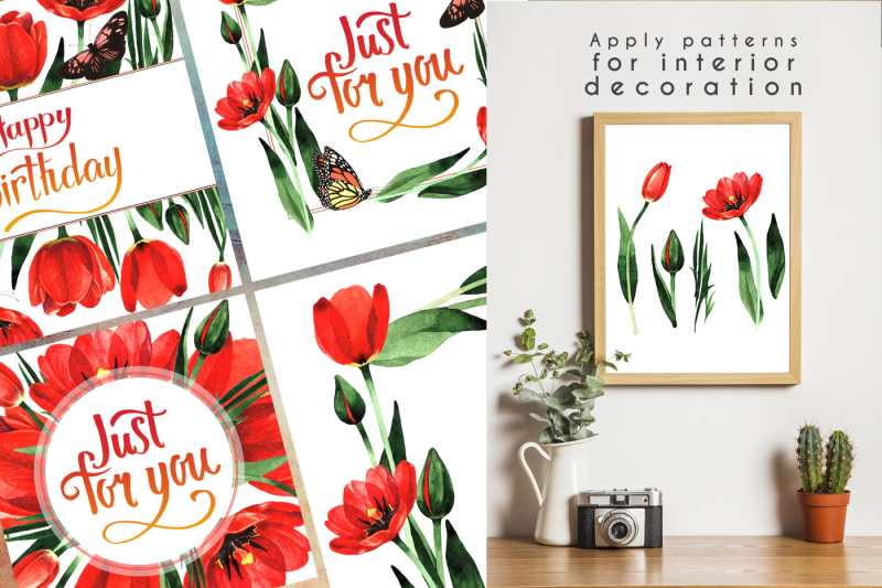 amazing-tulips-png-watercolor-flower-set