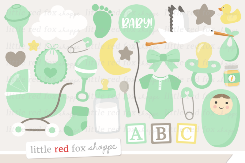 new-baby-clipart