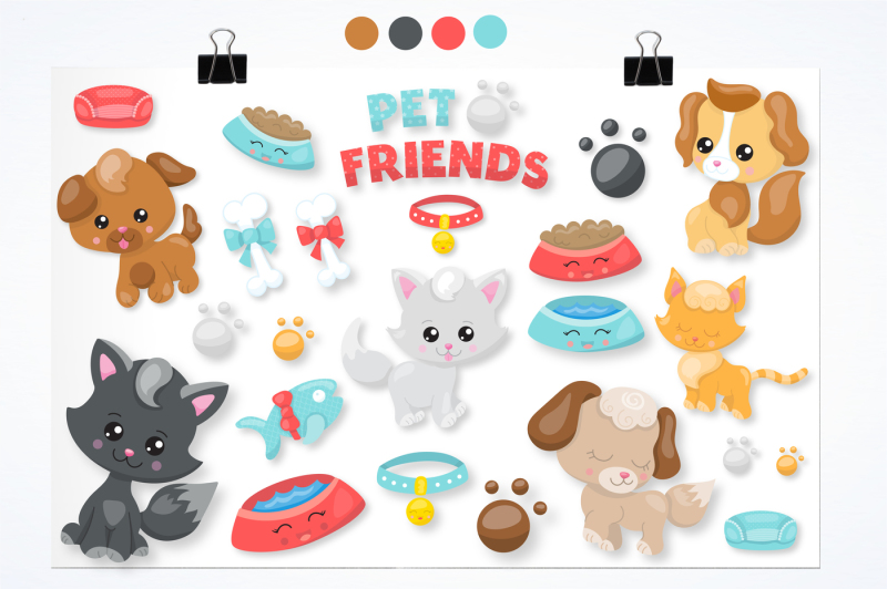 pet-friends-graphics-and-illustrations