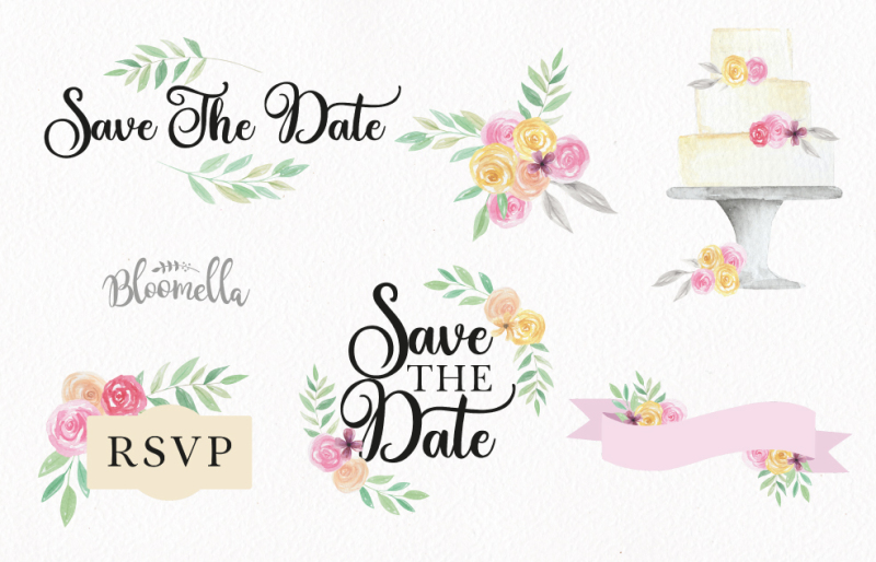 wedding-watercolor-clipart-kit-48-elements-and-hand-drawn-cakes