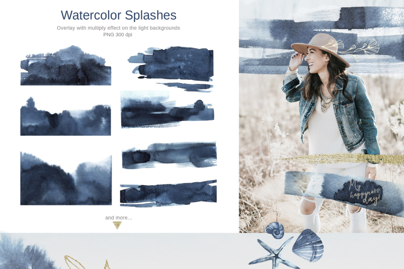 sapphire-watercolor-collection