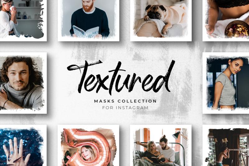 textured-instagram-masks-collection