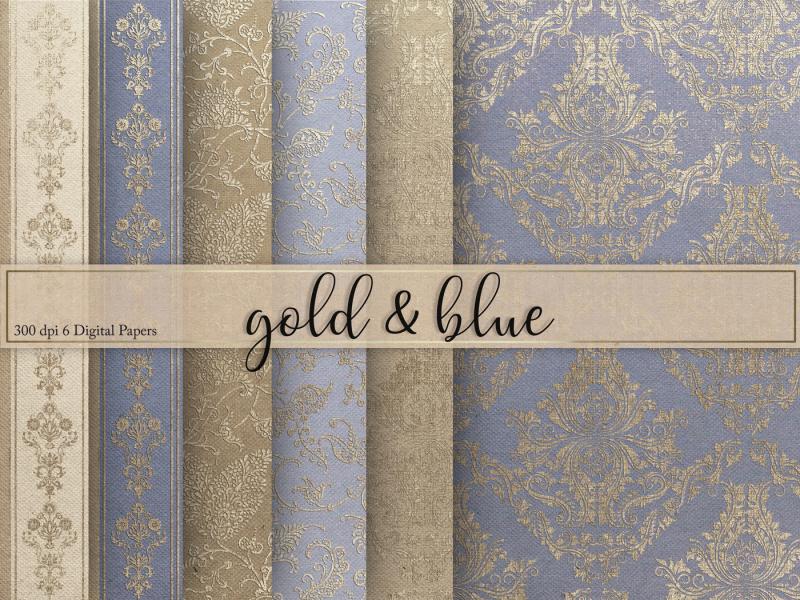 gold-amp-blue-digital-paper