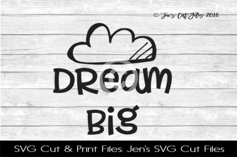 dream-big-svg-cut-file