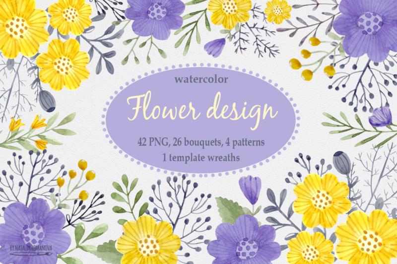 watercolor-flower-design