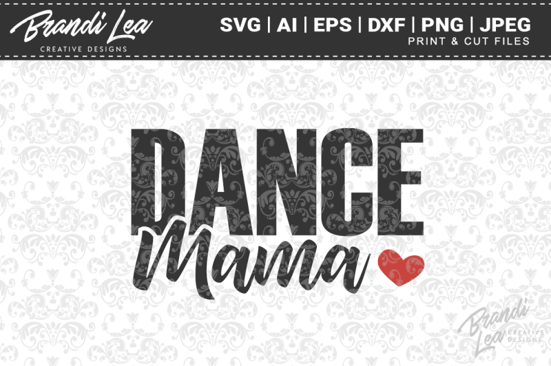 dance-mama-svg-cut-files