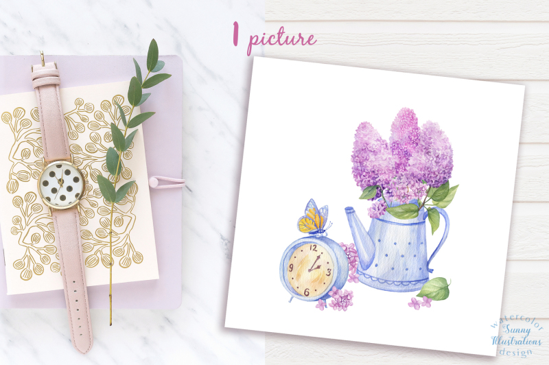 watercolor-lilac