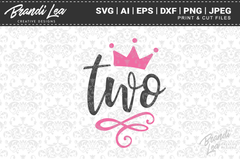 two-crown-svg-cut-files