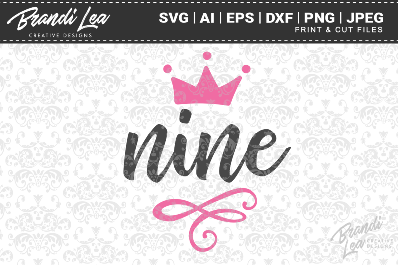 nine-crown-svg-cut-files