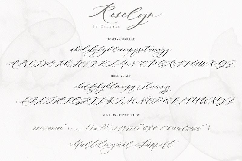 roselyn-script