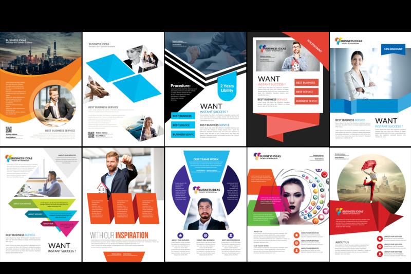 10-business-flyers-bundle-vol-10