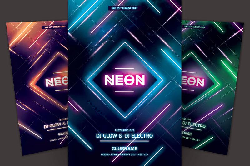neon-flyer