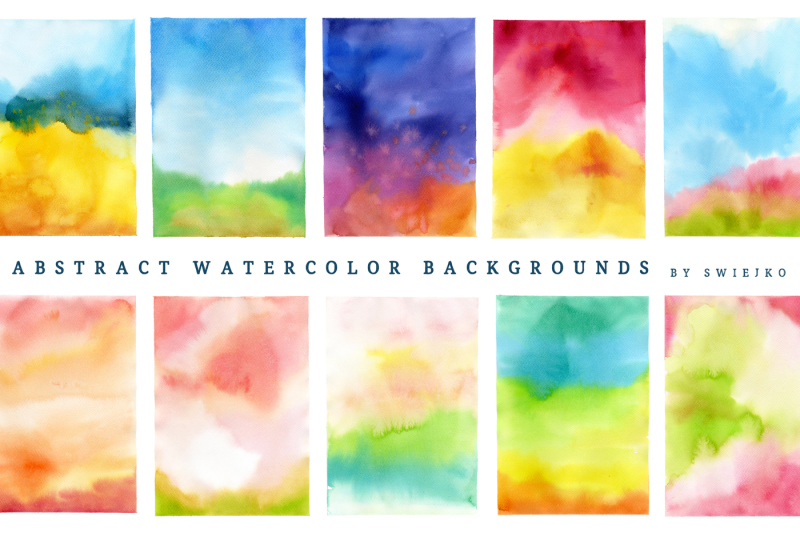 abstract-watercolor-background-set
