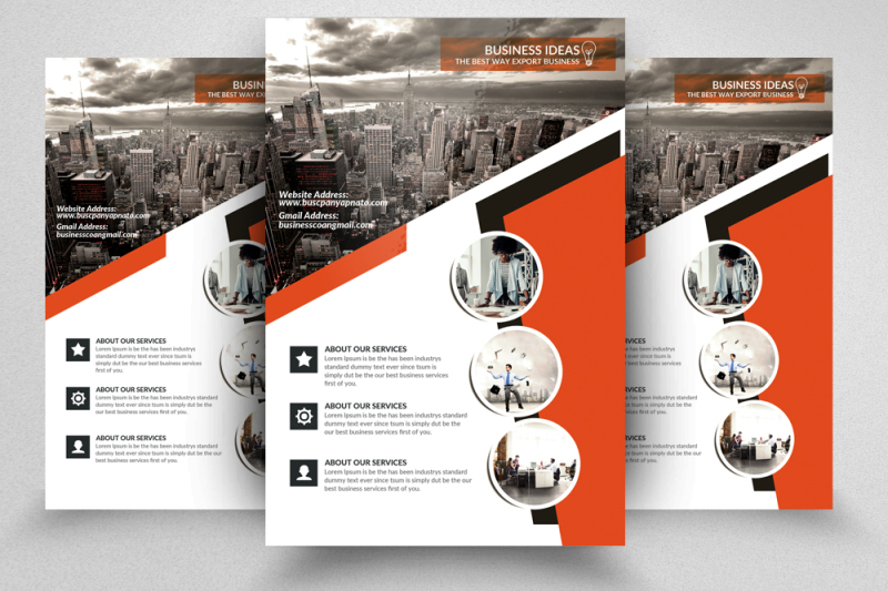 contemporary-residence-flyer-templates