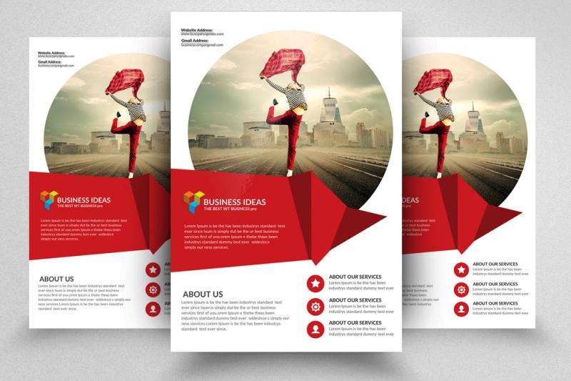 secretarial-services-flyers