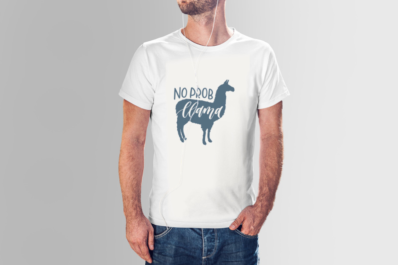 no-prob-llama-svg-for-silhouette-and-cricut