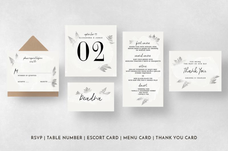 watercolor-sprigs-wedding-invitation-suite