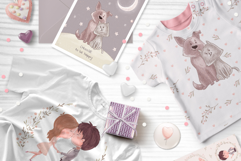 i-love-you-bull-romantic-collection