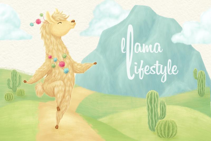 llama-lifestyle-collection