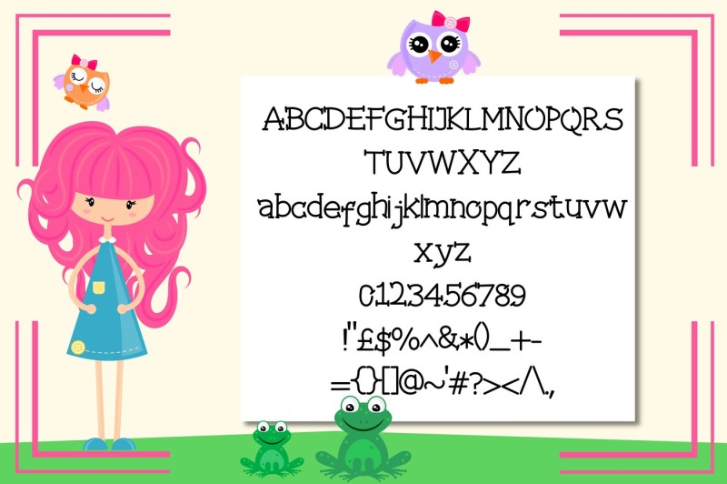 digital-gems-font